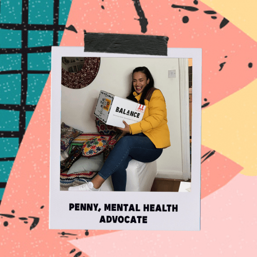 Penny Belle ADHD Mental Health Blogger
